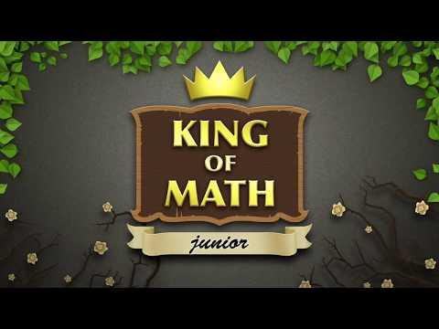 King of Math Junior Trailer