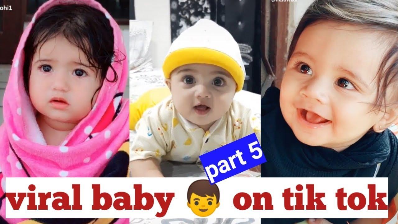 Cute Baby Tik Tok Trending Video on TIKTOK#cutebaby # ...