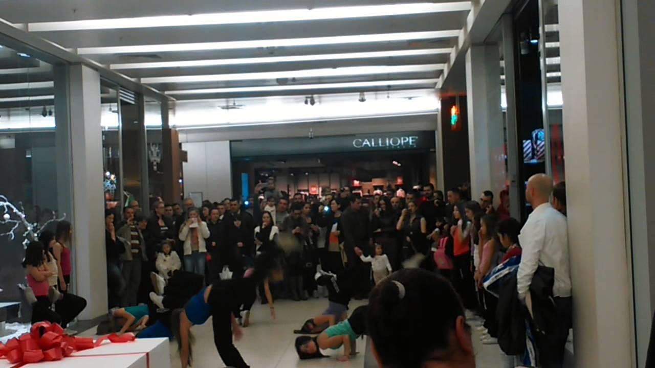 Zaprosuvanje vo City mall Trajce i Elena YouTube