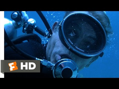 Never Say Never Again (4/10) Movie CLIP - Shark Attack (1983) HD