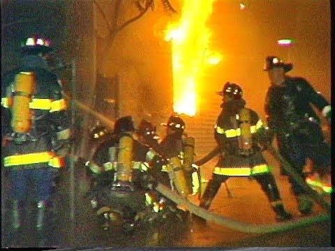 Gove and Paris St  E  Boston 4 alarm fire remastered