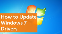 How to Update Windows 7 Drivers in 99 Seconds