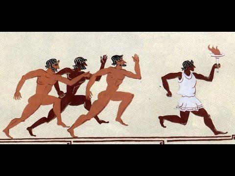 Олимпийские игры в Древней Греции и современные Олимпиады