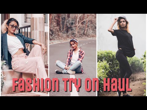 Try On Fashion Haul| Vero Moda|Forever 21| ONLY