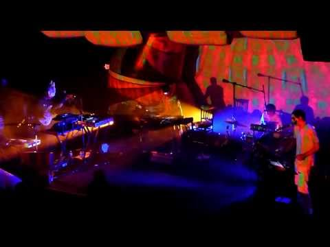 Animal Collective - Wide Eyed - Union Transfer - Philly - 10/28/13