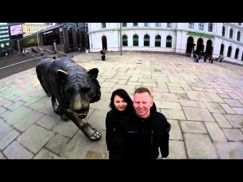 Norway Oslo March 2016 GOPRO 1080p