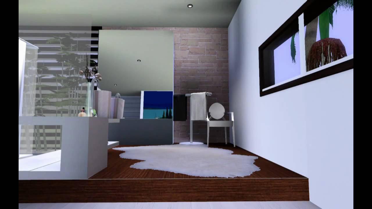 Hd The Sims 3 Zen Modern Beverly Hills House Download It