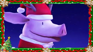 Olivia The Pig 🎄Olivia Claus🎄 Christmas Cartoon For Kids 🎄 Christmas Movies For Kids