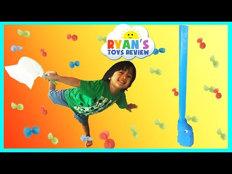 Family Fun Game for Kids Elefun Eggs Surprise Toys Disney Toy Story Ryan ToysReview