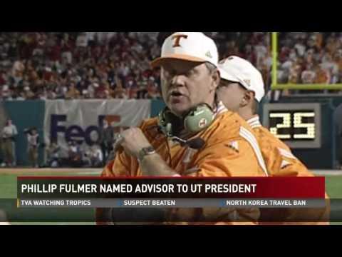 Phillip Fulmer hired as adviser to UT president