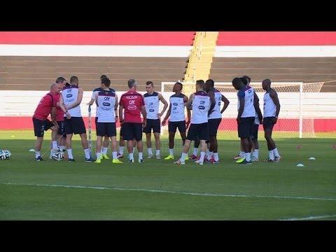 Mondial-2014: La France Vise La Première Place Du Groupe E