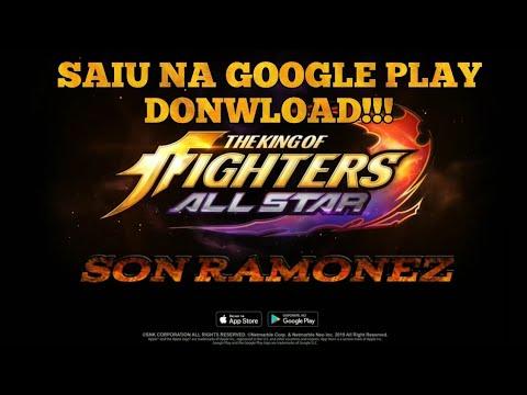 【KOF ALLSTAR】- BORA GALERA, SAIU O GAME TUTORIAL + DOWNLOAD, CORREEEEE thumbnail