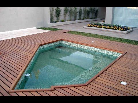 Como hacer una pileta de material economica youtube for Como hacer una piscina economica