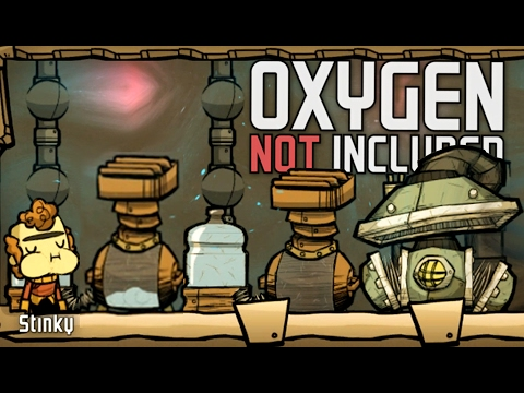 Oxygen Not Included!  Ep. 5 - Electrolysis - Oxygen Not Included Gameplay