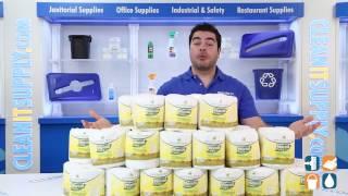 Marcal 3001 Standard 2-Ply Toilet Paper Rolls, 48 Rolls