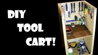 Amazing DIY Tool Cart!