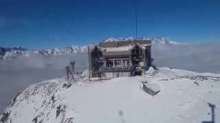 Chamonix Mont-Blanc (Шамони Монблан) 2015 - Эгюий дю Миди - потрясающий вид(, 2015-11-13T13:31:22.000Z)