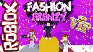 ROBLOX: Fashion Frenzy - El juego ME ODIAAAA!!