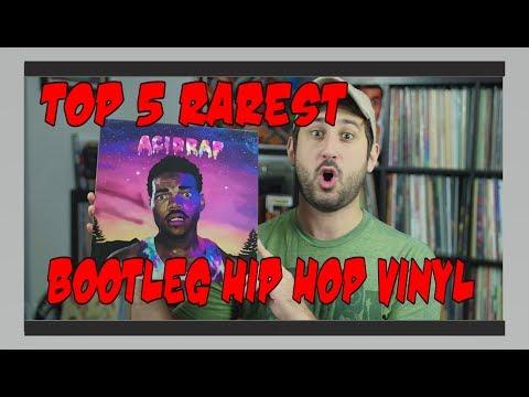 Top 5 Rarest Bootleg Hip Hop Vinyl Records Mp3