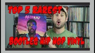 Top 5 Rarest Bootleg Hip Hop Vinyl Records