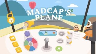 Dumb Ways Jr Madcap's Plane App for Kids