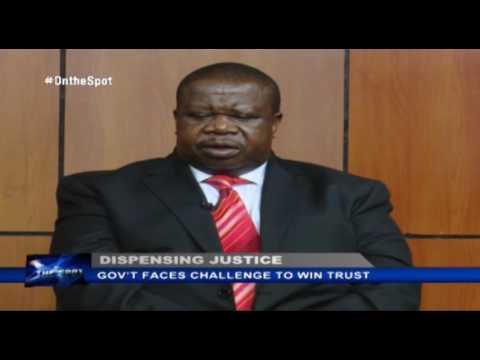 On The Spot: Ogenga Latigo and Kahinda Otafiire