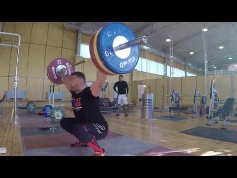 BERESTOV | Тренировка в Чехове [22.06.2016]