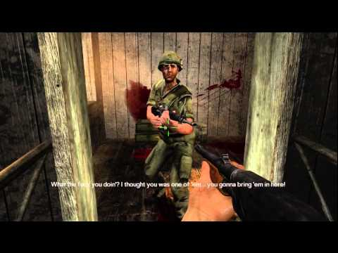ShellShock 2:Blood Trails Walkthrough part 3: Infection [1080p HD]