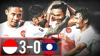 Download Video Pengalaman Pertama nonton bola Indonesia VS Laos (3-0) Highlights - Asian Games 2018 MP3 3GP MP4