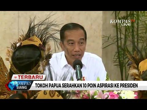 Jokowi: Mulai Tahun Depan Istana Akan Dibangun di Papua