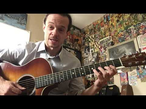 First guitar lesson for beginners and teachers