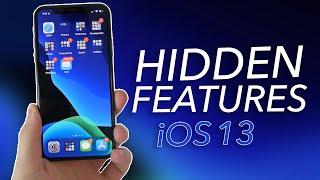 TOP 20 iOS 13 Hidden Features!