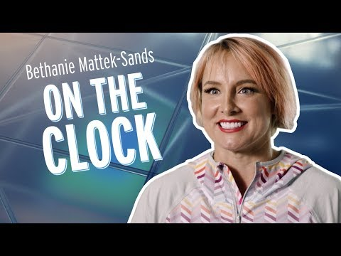 On The Clock: Bethanie Mattek Sands 2018 US Open Tennis