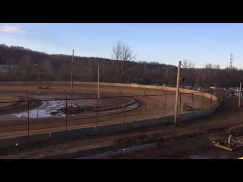 2017 Legendary Hilltop Speedway Marietta OH Practice Day - Sport Mods - March 5, 2017