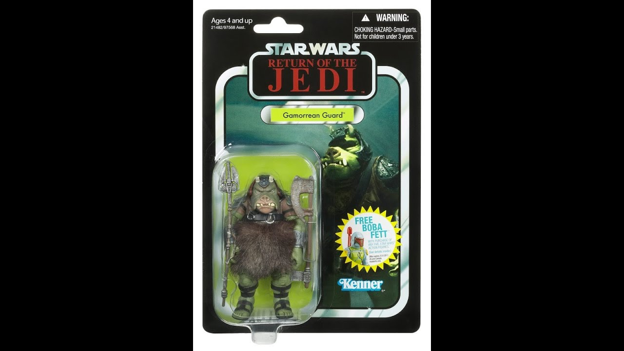 Star wars vintage collection gamorrean guard hd action figure review youtube - Star wars gamorrean guard ...