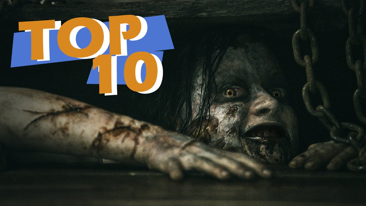 top 10 die besten horrorfilme aller zeiten platz 10 6 behaind youtube. Black Bedroom Furniture Sets. Home Design Ideas