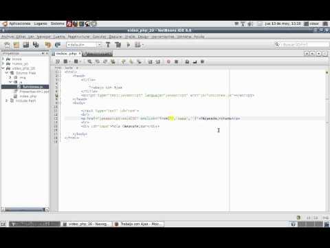 VideoTutorial 20 del Curso de PHP y MySQL