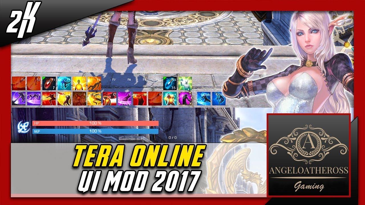 Tera Online Ui MOD 2017 2K HD