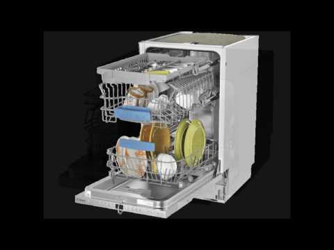 Как пользоваться посудомоечной машиной самсунг видео