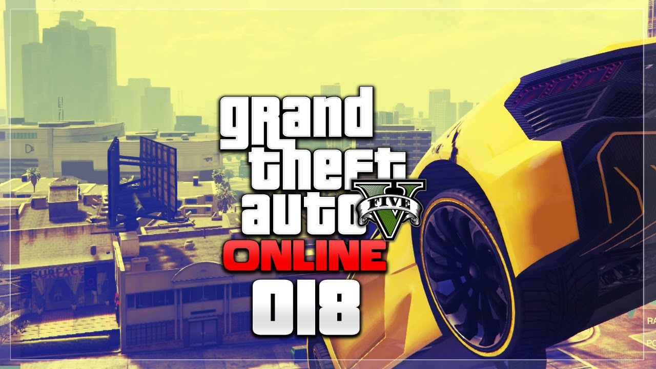 how to play gta online ps4 for free