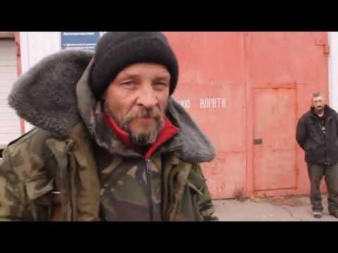 Ополченец из Горловки