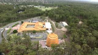 佛光山澳洲道場 -《中天寺》Chung Tian Temple - 形象廣告