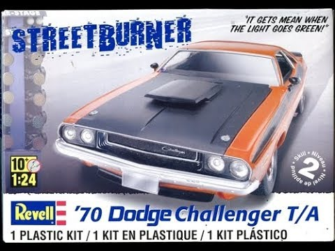 '70 Dodge Challenger T/A (2'n1) kit review