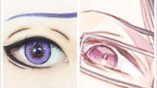 Tutorial : Anime Eye Makeup 136 • Reiji Sakamaki Thumbnail