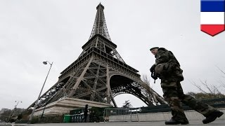 Paris attacks: France to deploy 10,000 troops to boost security