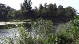 д.Тикеево, река Сим
