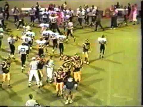 Aldine Eisenhower 1992 Football Season Highlights