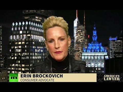 America's Lawyer [01]: Erin Brockovich Exposes Flint Water Crisis Cover-Up