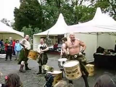 Clann An Drumma at Mount Stuart