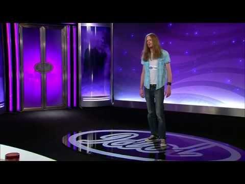 Christoffer Johansson - The spirit carries on (hela audition) - Idol Sverige (TV4)